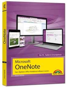 Philip Kiefer: Microsoft OneNote, Buch