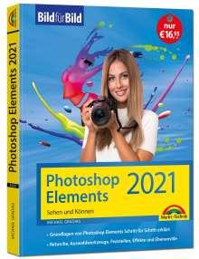Michael Gradias: Photoshop Elements 2021 Bild für Bild erklärt, Buch
