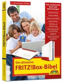 Wolfram Gieseke: Die ultimative FRITZ! Box Bibel - Das Praxisbuch, Buch