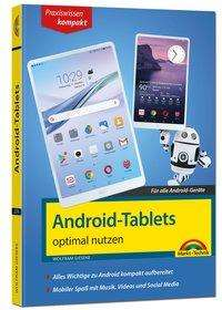 Wolfram Gieseke: Android Tablets, Buch