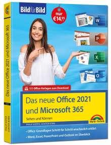 Philip Kiefer: Das neue Office und Microsoft 365, Buch