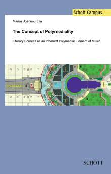 Marios Joannou Elia: The Concept of Polymediality, Buch