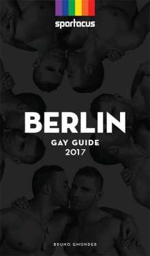 Matthes Ronny: Spartacus Berlin Gay Guide 2017, Buch