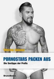 Winston Gieseke: Pornostars packen aus!, Buch