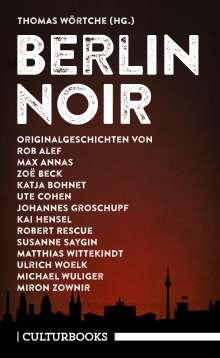 Miron Zownir: Berlin Noir, Buch