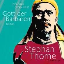 Stephan Thome: Gott der Barbaren, 18 CDs