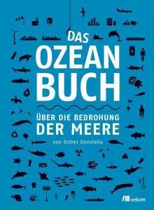 Esther Gonstalla: Das Ozeanbuch, Buch