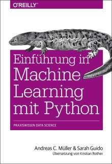Andreas C. Müller: Einführung in Machine Learning mit Python, Buch