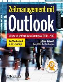 Lothar Seiwert: Zeitmanagement mit Outlook, Buch