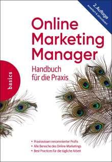 Felix Beilharz: Online Marketing Manager, Buch
