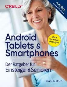 Günter Born: Android Tablets & Smartphones, Buch