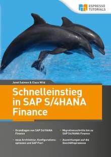 Janet Salmon: Schnelleinstieg in SAP S/4HANA Finance, Buch