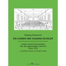 Wolfgang Stratenwerth: Ein Lehrer und Tausend Schüler, Buch
