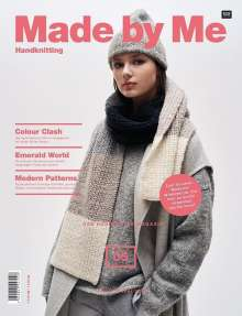 Made by Me Handknitting 05, Buch