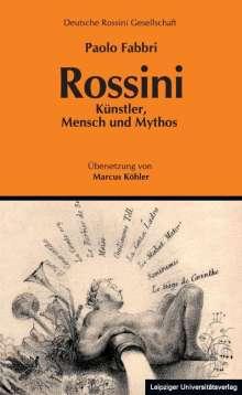 Paolo Fabbri: Rossini, Buch