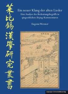 Eugenia Werzner: Ein neuer Klang der alten Lieder, Buch