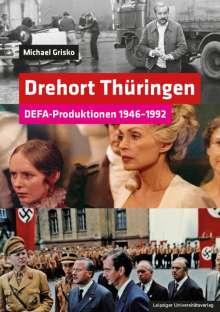 Michael Grisko: Drehort Thüringen, Buch