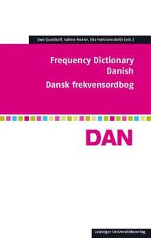 Frequency Dictionary Danish, Buch
