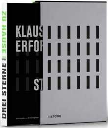 Klaus Erfort - Drei Sterne / Zuhause, Buch