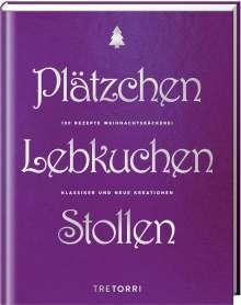 Plätzchen, Lebkuchen & Stollen, Buch