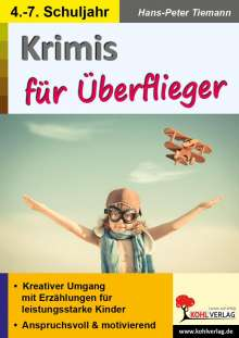Hans-Peter Tiemann: Krimis für Überflieger, Buch