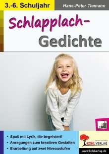 Hans-Peter Tiemann: Schlapplach-Gedichte, Buch