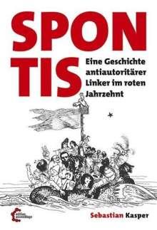 Sebastian Kasper: Spontis, Buch