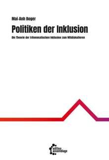 Mai-Anh Boger: Politiken der Inklusion, Buch
