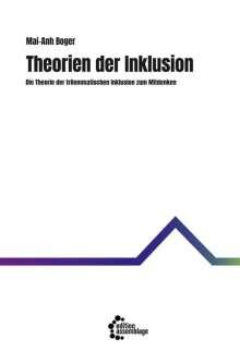 Mai-Anh Boger: Theorien der Inklusion, Buch