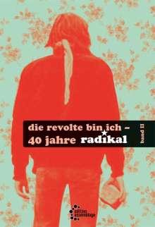 Frans Scholten: Die Revolte bin ich, Buch