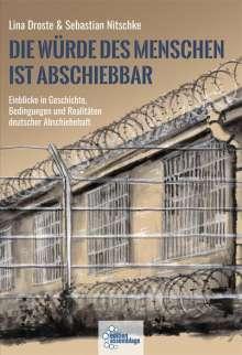 Lina Droste: Die Würde des Menschen ist abschiebbar, Buch