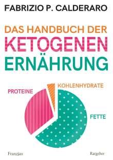 Fabrizio P. Calderaro: Das Handbuch der ketogenen Ernährung, Buch
