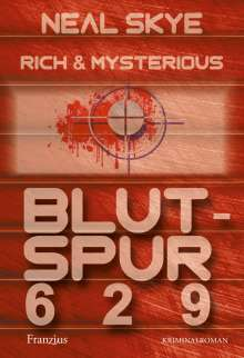 Neal Skye: Rich & Mysterious, Buch