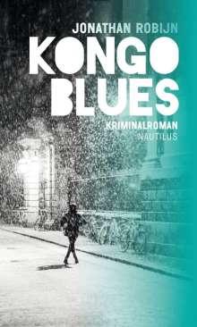 Jonathan Robijn: Kongo Blues, Buch
