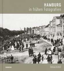 Hamburg in frühen Fotografien, Buch
