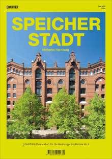 Nik Antoniadis: Kulturdenkmal Speicherstadt, Buch