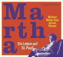 Michael Weber: Martha, 4 CDs