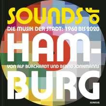Alf Burchardt: Sounds of Hamburg, Buch