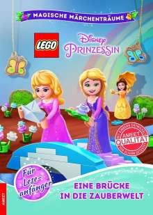 LEGO® Disney Prinzessin(TM) Eine Brücke in die Zauberwelt, Buch