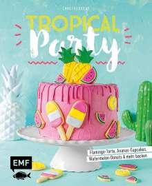 Emma Friedrichs: Tropical Party, Buch