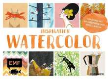 Helen Birch: Inspiration Watercolor, Buch