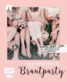 Jessica Stuckstätte: Die perfekte Brautparty, Buch