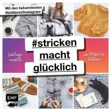 Dagmar Lingg: #strickenmachtglücklich - Lieblingsmodelle von Mütze bis Pullover, Buch