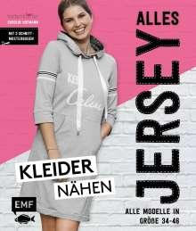 Carolin Hofmann: Alles Jersey - Kleider nähen, Buch