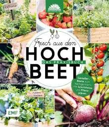 Die Stadtgärtner: Frisch aus dem Hochbeet -Das Praxisbuch, Buch