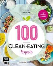 Julia Heckman: 100 - Clean-Eating-Rezepte für den Thermomix, Buch