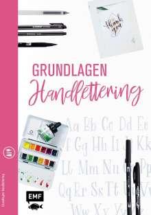 Martina Johanna Janssen: Grundlagenwerkstatt: Grundlagen Handlettering, Buch
