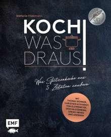 Stefanie Hiekmann: Koch was draus!, Buch