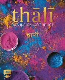Tanja Dusy: Thali - Das Indien-Kochbuch, Buch