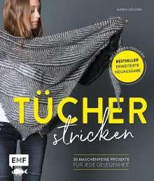 Marisa Nöldeke: Tücher stricken, Buch